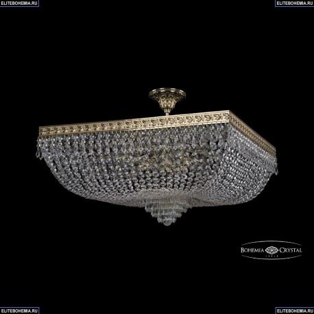 19272/70IV G Хрустальная потолочная люстра Bohemia Ivele Crystal