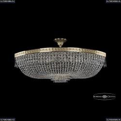 19273/100IV G Хрустальная потолочная люстра Bohemia Ivele Crystal (Богемия), 1927