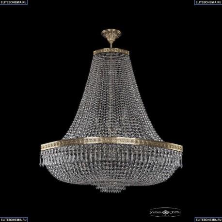 19273/H2/100IV Pa Хрустальная потолочная люстра Bohemia Ivele Crystal