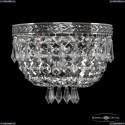 19271B/20IV NB Бра хрустальное Bohemia Ivele Crystal