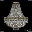 19272B/H1/35IV GB Бра хрустальное Bohemia Ivele Crystal