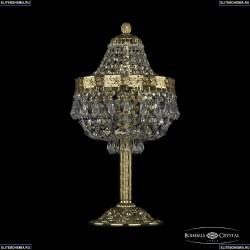 19271L6/H/20IV G Хрустальная настольная лампа Bohemia Ivele Crystal