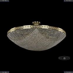 19321/90IV G Хрустальная потолочная люстра Bohemia Ivele Crystal