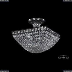 19322/25IV NB Хрустальная потолочная люстра Bohemia Ivele Crystal
