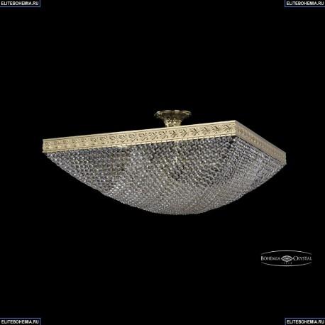19322/60IV G Хрустальная потолочная люстра Bohemia Ivele Crystal (Богемия), 1932