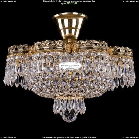 1930/35Z/G Хрустальная подвесная люстра Bohemia Ivele Crystal