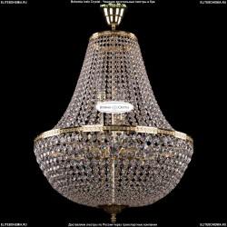 2150/50/G Хрустальная подвесная люстра Bohemia Ivele Crystal
