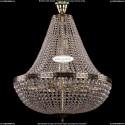 2150/60/GB Хрустальная подвесная люстра Bohemia Ivele Crystal