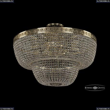 19091/70IV GB Хрустальная потолочная люстра Bohemia Ivele Crystal