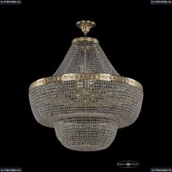 19091/H1/80IV G Хрустальная потолочная люстра Bohemia Ivele Crystal