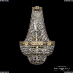 19091B/H2/35IV G Бра хрустальное Bohemia Ivele Crystal (Богемия), 1909