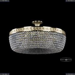 19031/60IV G Хрустальная потолочная люстра Bohemia Ivele Crystal