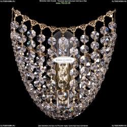 7708/1/W/G Хрустальное бра Bohemia Ivele Crystal