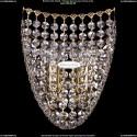 7708/2/S/G Хрустальное бра Bohemia Ivele Crystal