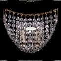 7708/2/W/Pa Хрустальное бра Bohemia Ivele Crystal (Богемия)