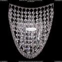 7708/3S/Ni Хрустальное бра Bohemia Ivele Crystal