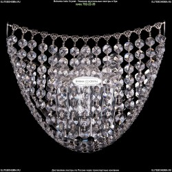 7708/3W/Ni Хрустальное бра Bohemia Ivele Crystal