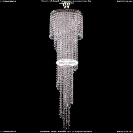 8311/30-100/Ni Хрустальная подвесная люстра Bohemia Ivele Crystal