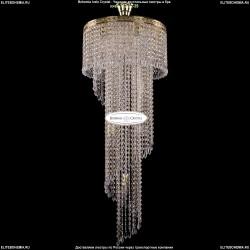 8311/40-100/G Хрустальная подвесная люстра Bohemia Ivele Crystal (Богемия)