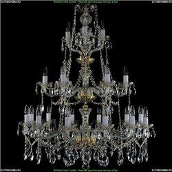 1413/21/360/105 Хрустальная подвесная люстра Bohemia Ivele Crystal (Богемия)