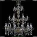 1413/21/360/105 Хрустальная подвесная люстра Bohemia Ivele Crystal