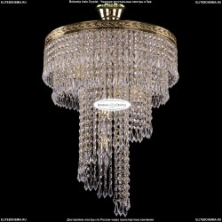 8311/40-50/G Хрустальная подвесная люстра Bohemia Ivele Crystal (Богемия)