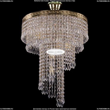 8311/40-50/G Хрустальная подвесная люстра Bohemia Ivele Crystal