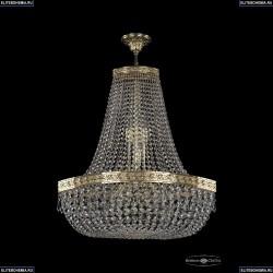 19013/H2/60IV G Хрустальная потолочная люстра Bohemia Ivele Crystal