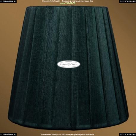 SH10 Абажур зеленый Bohemia Ivele Crystal