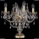 1411L/4/141-39/G Хрустальная настольная лампа Bohemia Ivele Crystal