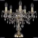 1415L/5/141-39/G Хрустальная настольная лампа Bohemia Ivele Crystal