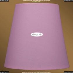 SH20 Абажур Розовый Bohemia Ivele Crystal (Богемия)
