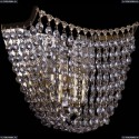 7708/3W/G Настенный светильник Bohemia Ivele Crystal (Богемия), 7708