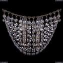 7708/2W/Pa Хрустальное бра Bohemia Ivele Crystal