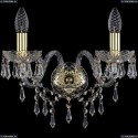 1403B/2/160/G Хрустальное бра Bohemia Ivele Crystal