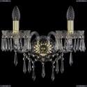 1403B/2/160/XL/G Хрустальное бра Bohemia Ivele Crystal