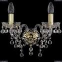 1409B/2/141/G Бра Bohemia Ivele Crystal (Богемия), 1409