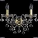 1409B/2/160/XL/G Хрустальное бра Bohemia Ivele Crystal