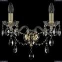1415B/2/165/G Хрустальное бра Bohemia Ivele Crystal