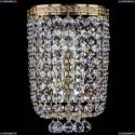 1928/1S/G Хрустальное бра Bohemia Ivele Crystal