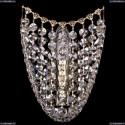 7708/1S/G Хрустальное бра Bohemia Ivele Crystal