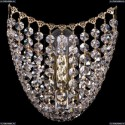 7708/1W/G Бра Bohemia Ivele Crystal (Богемия), 7708