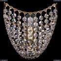 7708/1W/G Хрустальное бра Bohemia Ivele Crystal