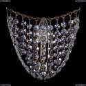 7708/1W/Pa Хрустальное бра Bohemia Ivele Crystal