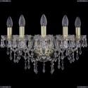 1403B/5/160/G Хрустальное бра Bohemia Ivele Crystal