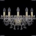 1409B/5/160/G Хрустальное бра Bohemia Ivele Crystal