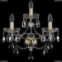 1415B/2+1/200/XL/G Хрустальное бра Bohemia Ivele Crystal