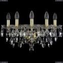 1415B/5/165/XL/G Хрустальное бра Bohemia Ivele Crystal