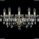 1415B/5/200/XL/G Хрустальное бра Bohemia Ivele Crystal
