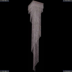 8317/40-215/Ni Каскадная люстра Bohemia Ivele Crystal
